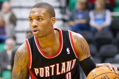 NBA: Preseason-Portland Trail Blazers at Utah Jazz