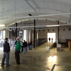 Hop Valley's new facilities in the Whiteaker gives the Brewery plenty of room to expand.