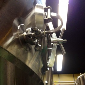 What's a Zwickel?  It is a valve on the side of a tank used to taste-test during fermentation.