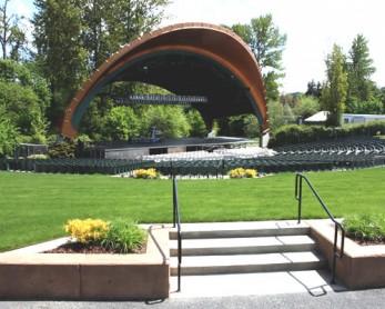 The Cuthbert Amphitheater