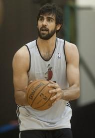 Arsalan Kazemi (Brent Wojahn/Oregonian)