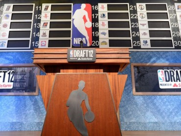 NBA Draft - Jerry Lai:USA Today Sports