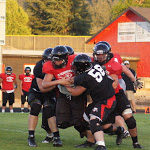 Thurston Colts practice during 2012 season. (thurstonfootball.com)