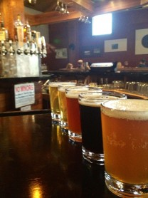 Plank Town's own brews are now on tap, and they do not disappoint.