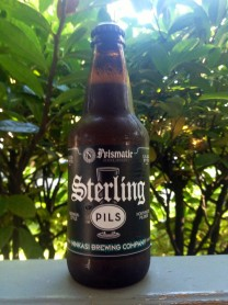 Ninkasi's Sterling Pils is sold in Six-Packs in Eugene.