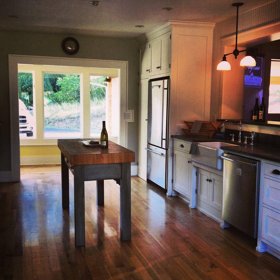 KE ranch house kitchen
