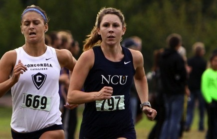 Northwest Christian University Women's Cross Country