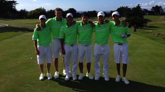 Oregon Ducks Men's Golf