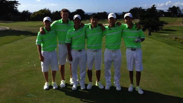 Oregon Ducks Men's Golf