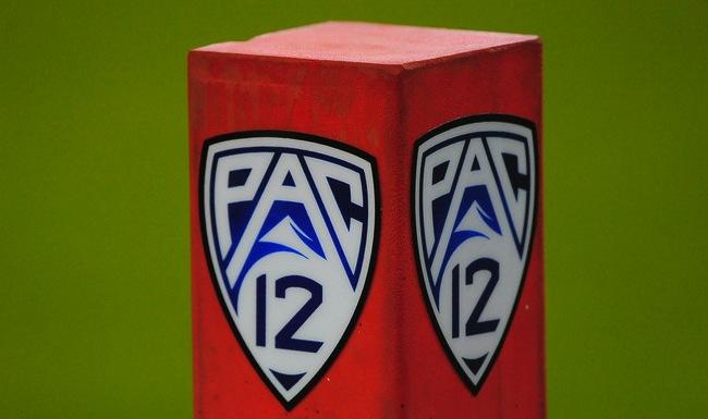Pac-12 Logo Football