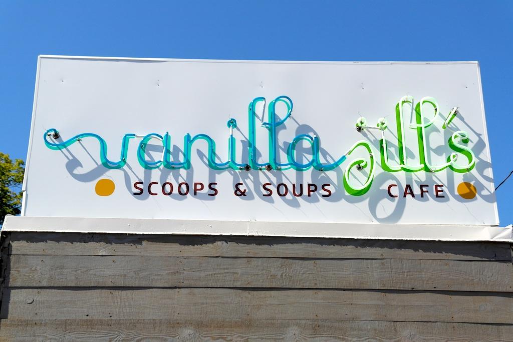 Vanilla Jill's Scoops & Soups | 298 Blair Blvd