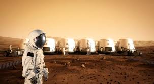 Mars One Colony Concept | Image franceTVinfo.fr