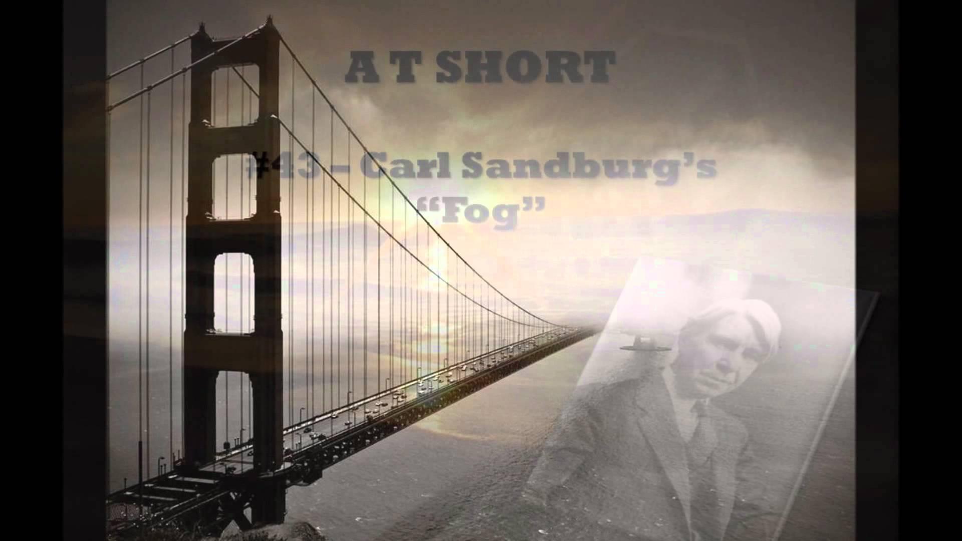Carl Sandburg's Fog.jpg | image by www.youtube.com