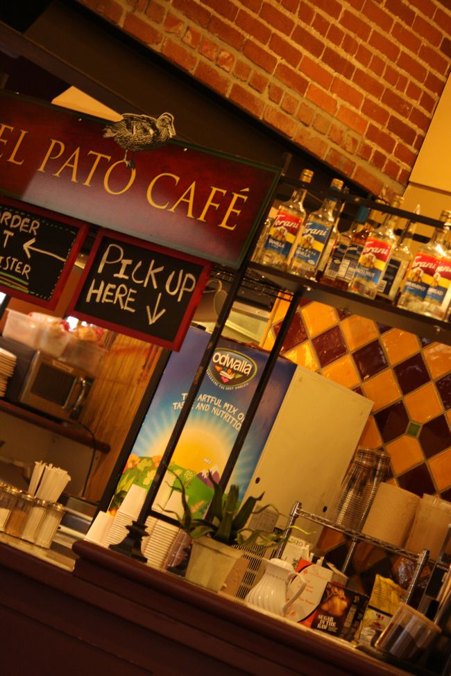 El Pato Cafe' at 5th Street Market