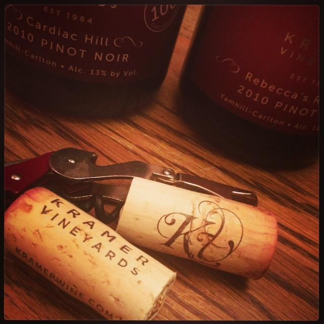 Kramer PN VT corks