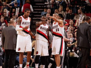 Portland Trail Blazers - Getty Images