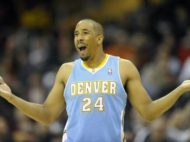 Andre Miller - David Richard : USA TODAY Sports