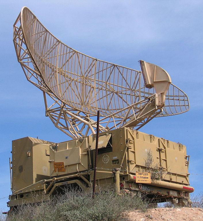 Aircraft Radar Installation | Photo from Wikipedia