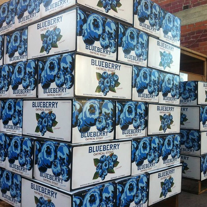 Blueberry Stout boxes