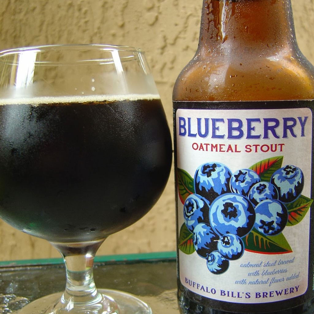 Blueberry Oatmeal Stout | photo credit: DailyBeerReview.com