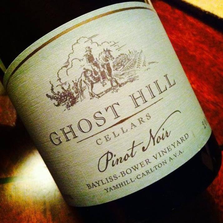 Ghost Hill Cellars Pinot Noir