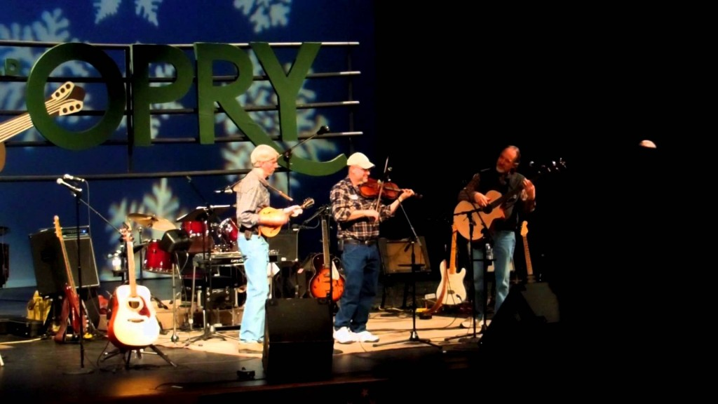"""Did you know Eugene has an """"Opry""""?  The Emerald Valley Opry performs each month in the Willamette High School Gym."""