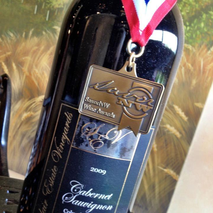 savor nw wine awards medal