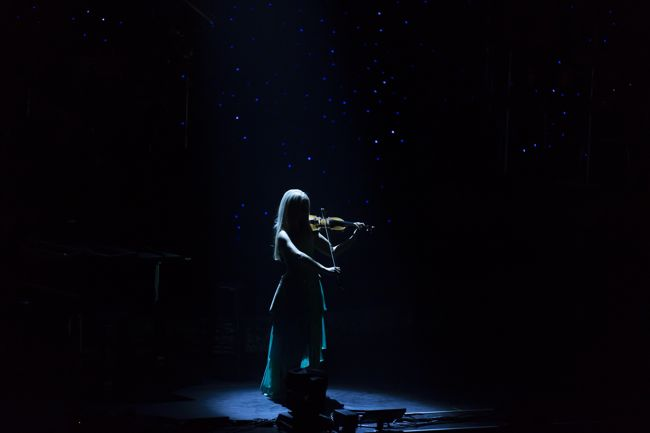 Mairead Nesbitt of Celtic Woman | Photo Dave Peaks