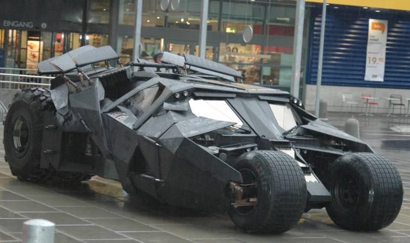 Batmobile - comicvine.com