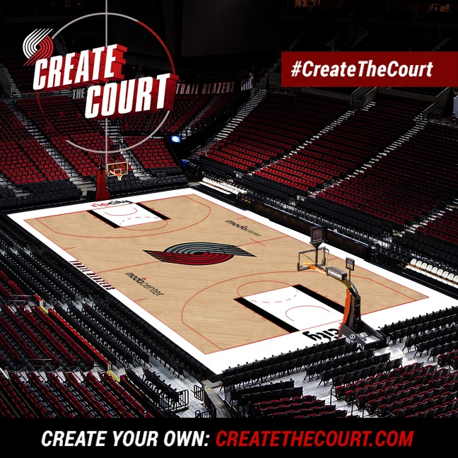 Blazer court - trailblazers.com
