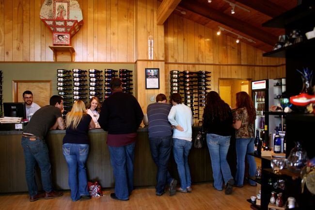 Sake' One Tasting Room | Photo Sandy Harris