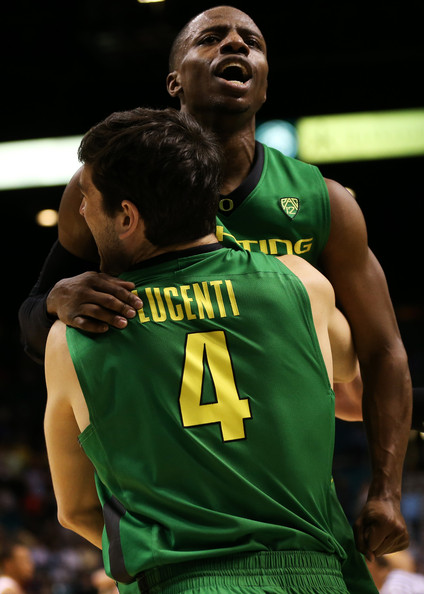 Johnathan Loyd and Nicholas Lucenti celebrate. Photo by zimbio.com