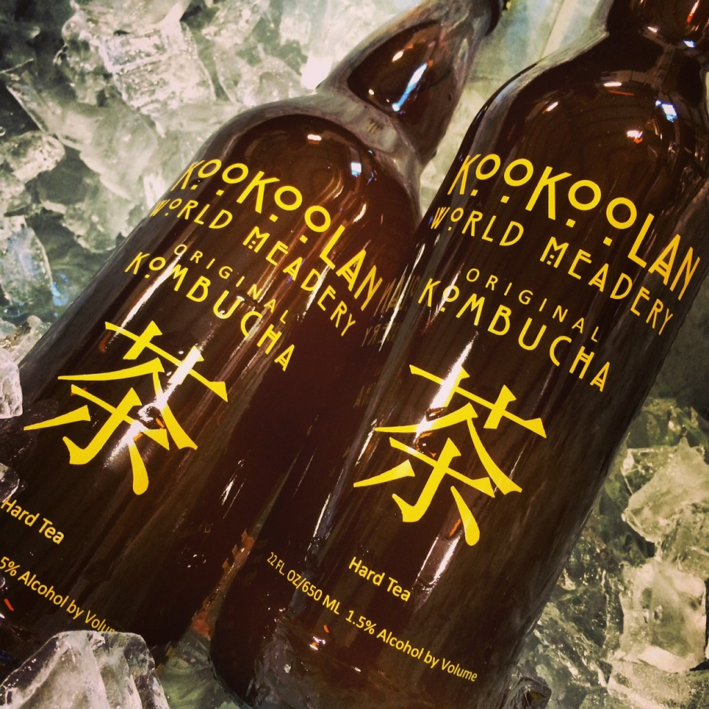 Natural Kombucha by Kookoolan