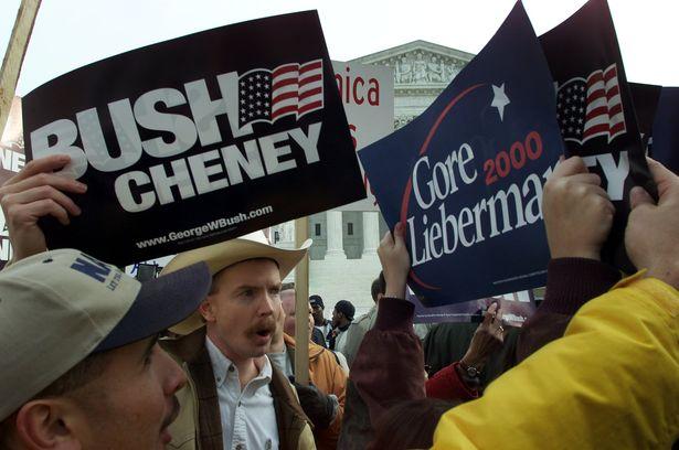 Bush vs Gore - Rick McKay
