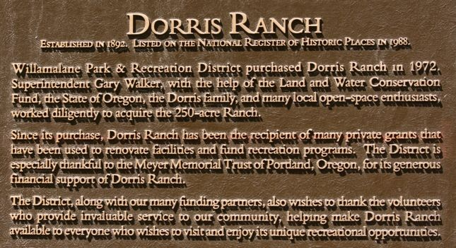 Doris Ranch