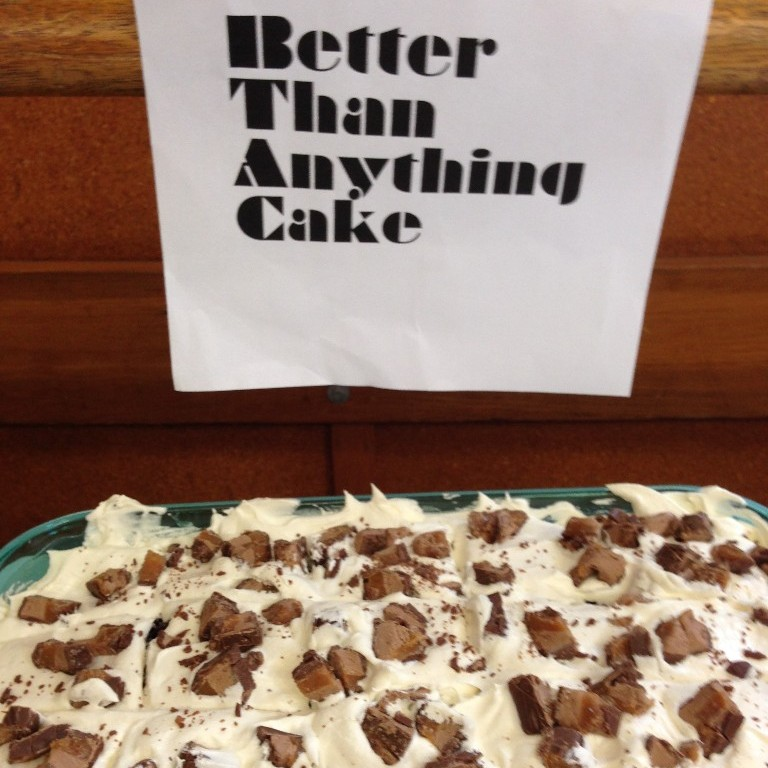 Cathy Calise: Better Than Anything Cake