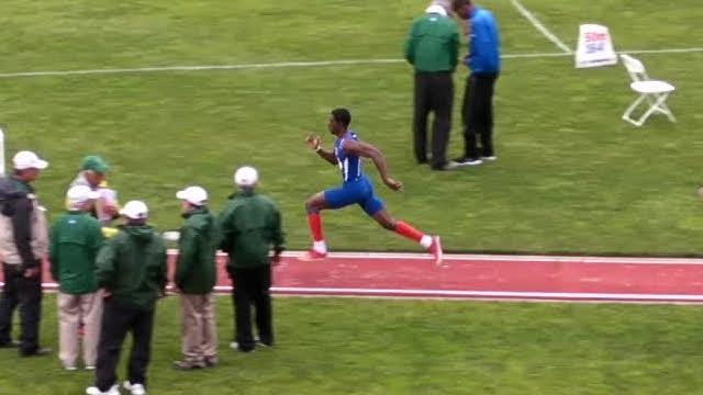 Oregon sprinter - yahoo.com