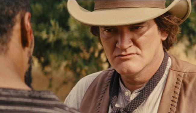 Quentin Tarantino - inentertainment.co.uk