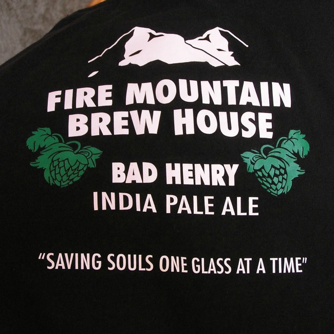 Photo: www.facebook.com/pages/Fire-Mountain-Brew-House