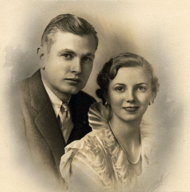 Harold and Gladys Gibson