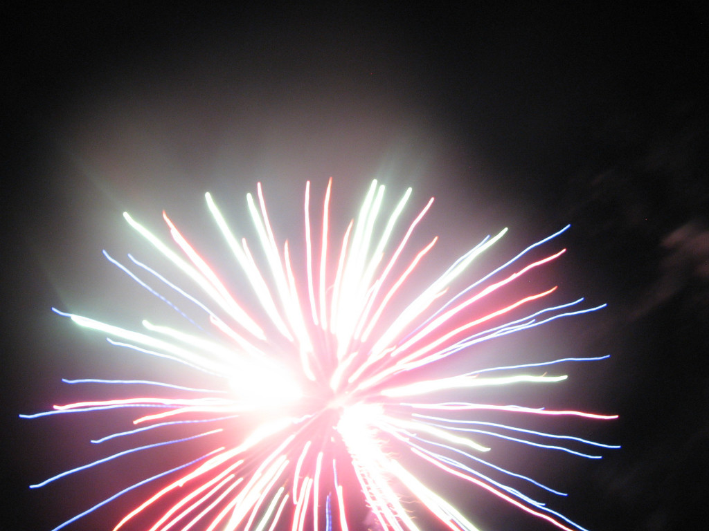 Fireworks Display | Photo by Tim Chuey