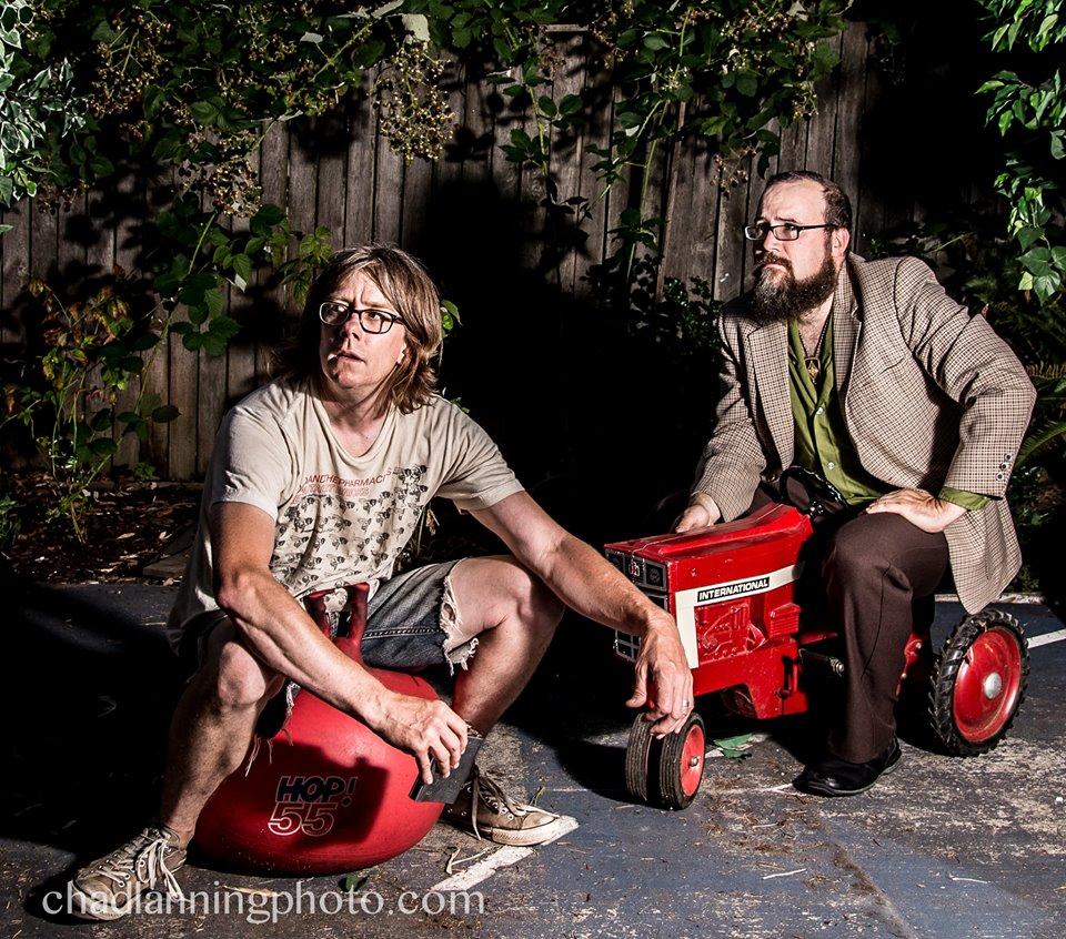 John Shepski and Chad Lanning