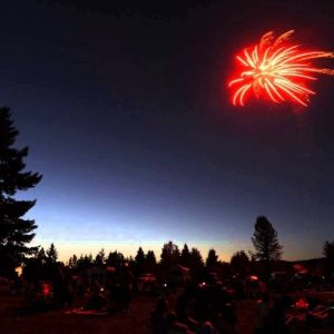Spend this 4th of July at Dexter Lake State Park!