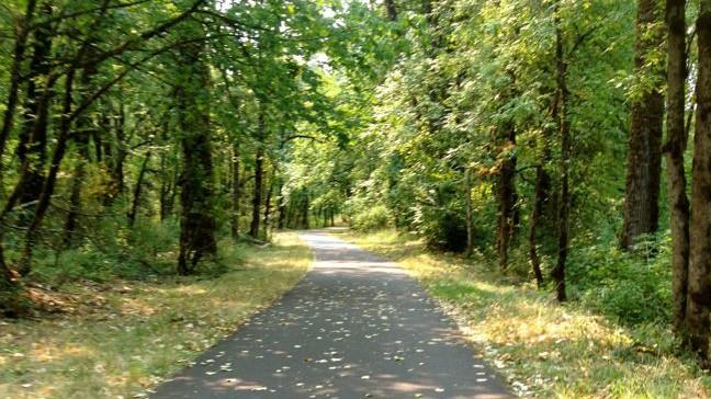 Middle Fork Bike Path