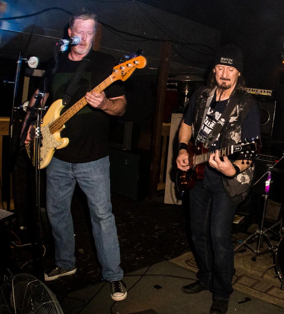 Ron Clayborn and Jeff Blaser