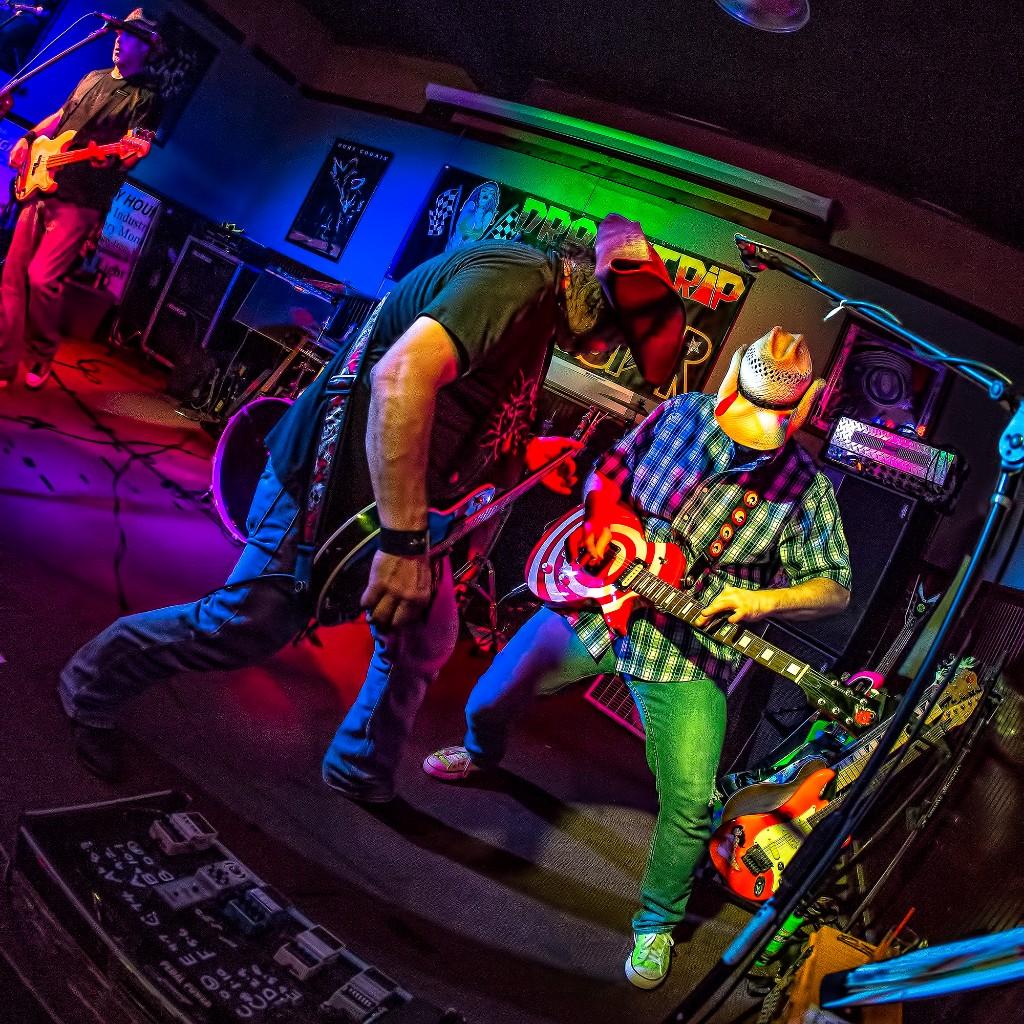Shane Thornton and Derek Zane of Dragstrip Superstar |photo by Billie-Jo Miller