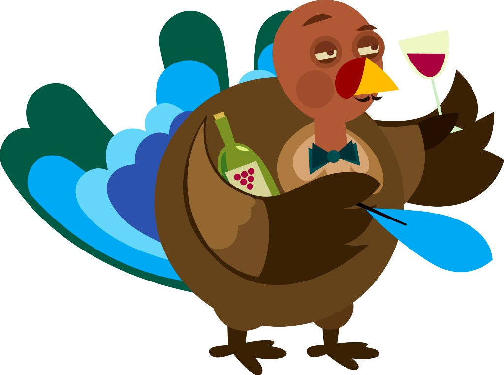 3 Turkey wine illustration