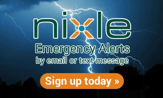 Nixle Emergency Alerts | Image livoniapd