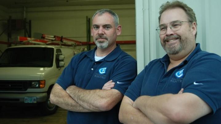 Jeff & Steve