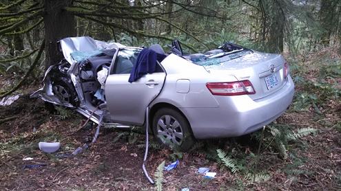 Oregon fatal crash Hwy. 26